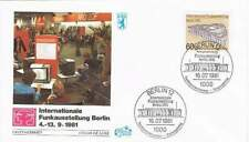 FDC / Ersttagbrief Berlin 'Color de Luxe' - 1981 Michel 649 - (032)