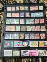 Switzerland Stamp Collection - Mostly Used - Many Classics - 2 Scans - L46