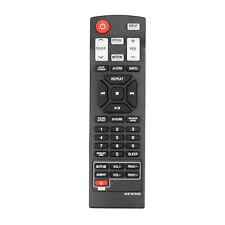 New AKB73575402 Remote for LG Sound Bar NB2420A NB2520A NB2530A NB3520A NB3530A
