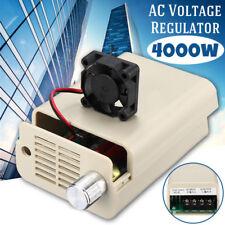 3000W Spannungsregler Dimmer Speed Temperatur Regler Volt Regulator High GY 3X