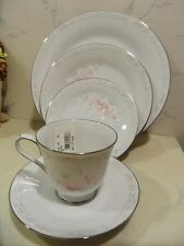 NEW Noritake CARTHAGE Place Settng - Dinner Salad, Bread & Butter, Cup & Saucer