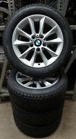 4 BMW Winterräder Styling 411 205/55 R16 1er F20 F21 2er F22 F23 6796200 RDK NEU