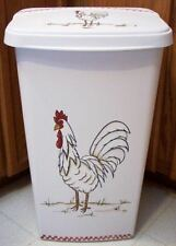 HP ROOSTER TRASH CAN/KITCHEN/ CHECK IT OUT/NEW BY MB