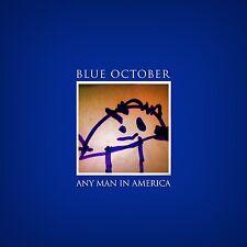 CD any man in America di Blue October (2011)