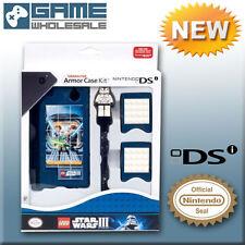Ufficiale LEGO STAR WARS III Pack ARMOUR CASE STYLUS casi di gioco per Nintendo DSi