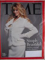 CLAUDIA SCHIFFER  April 17, 1995 TIME Magazine