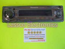 Panasonic CQ-C3200U Car Audio Receiver Faceplate ONLY