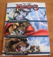 Neal Adams Monsters Vanguard 2003 1st Edition Tough!
