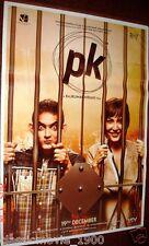 """PK (2014) BOLLYWOOD POSTER # 4 AAMIR KHAN  27 """"X 37"""""""