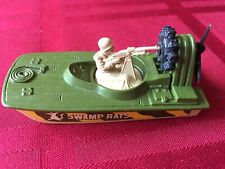 Vintage Matchbox Superfast #30 - Swamp Rat 1976