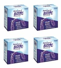 Retainer Brite 36 Tablets, Mouth guard Denture Dental Cleaner Plaque remover - 4