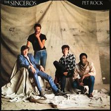 THE SINCEROS - Pet Rock (LP) (VG-/VG-)