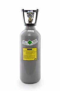 6 kg CO2 Flasche Getränke Kohlensäure E290 Thekenversion, VOLL, Tauschflasche