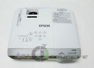 Epson PowerLite 107 3LCD projector portable LAN 3500 lumens XGA 1024 V11H859020