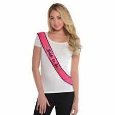 Hen Party Bride to Be Sequin Sash - Night Girls out Bachelorette Accessories