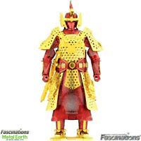 Metal Earth Chinese Ming Armour 3D Laser Cut DIY Model Building Kit Puzzle Set