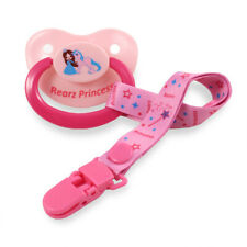Adult Baby Princess Pink Pacifer Nuk Size 6 AB/DL Dummy soother Sissy DDLG Paci