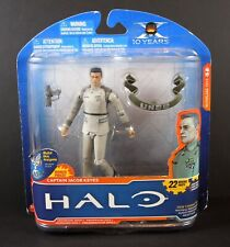 Halo Anniversary Captain Jacob Keys Figure McFarlane NIB