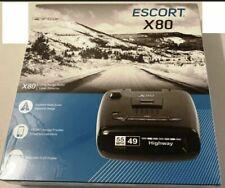 NEW ESCORT X80 LONG RANGE RADAR LASER DETECTOR WEB READY FAST+FREE SHIPPIING