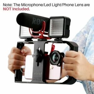 Video Recording Kit for Vlogging, Podcast and YouTube For iPhone 11, Pro, Max