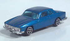 "Vintage Summer Jaguar XJ12C 3"" Diecast Scale Model Hong Kong"