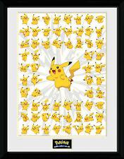 Pokemon- Whole Lot Of Pikachu Sammlerdruck 30 X 41cm