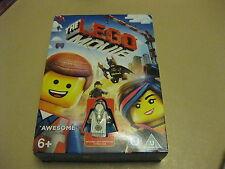 The Lego Movie (Includes Lego Minifigure Vitruvius) on DVD (2014)