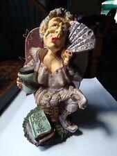 Russ Berrie Doug Harris Lucinda 13195 Menopause Fairy Figurine