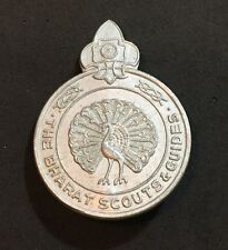 Rare Burma Scouts and guides pin badge