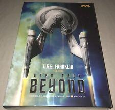 Moebius Star Trek Beyond USS Franklin 1/350 scale model kit new 975