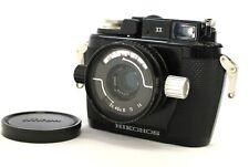 [Exc++++] Nikon NIKONOS II Underwater Film Camera w/ 35mm F/2.5 Lens from Japan