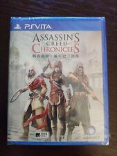 Assassins Creed Chronicles Version Asie Psvita Neuf