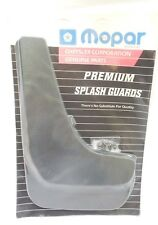 Mopar OEM Splash Guards Chrysler Dodge Mud Flaps Black  82203875