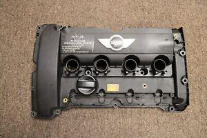07-10 MINI COOPER S N14 COMPLETE ENGINE CYLINDER HEAD VALVE COVER TESTED 32K