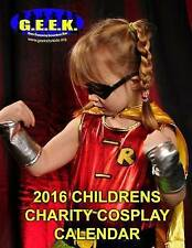 NEW 2016 Childrens Charity Cosplay Calendar by Cheri Cerio
