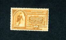 Us Stamps E-3 Pse Certificate Vf Og Nh , Special Delivery $675 (Reper)