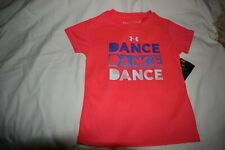 UNDER ARMOUR ''DANCE'' NWT 3T PINK