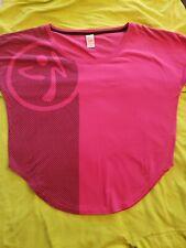 Zumba Pink Medium Shirt