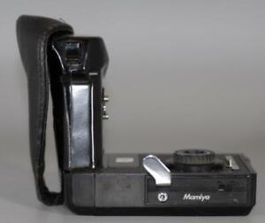 Mamiya 645 Motor Drive Winder for M645 & 1000S camera - tested - Ex+!