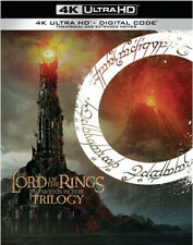 The Lord of the Rings: The Motion Picture Trilogy [New 4K Uhd Blu-ray] 4K Mast