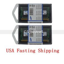 Original Samsung 16GB 32GB DDR3 1600 Mhz PC3-12800s 204Pin memoria portátil 1.5V US