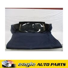 Genuine SAAB 900 1996 - 1997  Convertible Roof Cloth with Rear Window # 5360144