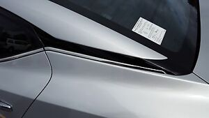 NEW OEM NISSAN 2016-2019 MAXIMA REAR BODY MOLDING--LEFT SIDE