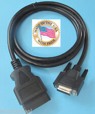 NEW OBD2 OBDII Main Cable for OTC 3896 Evolve Scanner VCI Interface Module - 6FT