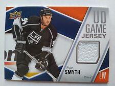 2011-12 Upper Deck Game Jersey Ryan Smyth Edmonton Oilers - Jersey WHITE