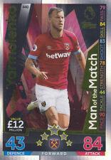 TOPPS MATCH ATTAX 2018-19 - Andriy Yarmolenko - West Ham Utd - # 440 - MOTM