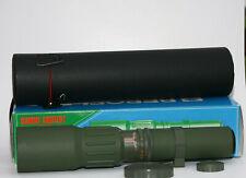 Beroflex -5°-  8/500mm Teleobjektiv T2  #856745, oliv Gummiert mit  OVP