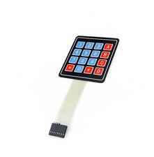 5PCS 4*4 4 x 4 Matrix Array 16 Key Membrane Switch Keypad Keyboard for Arduino