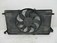 Radiator Fan Motor Cooler Shroud Fan Ford Focus 1.6 3M51-8C607-EC