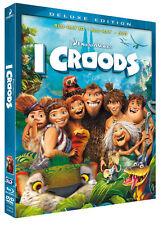 Blu Ray I CROODS 3D - (Blu-ray 3D+Blu ray+Dvd) *** Dvd Slipcase ***......NUOVO
